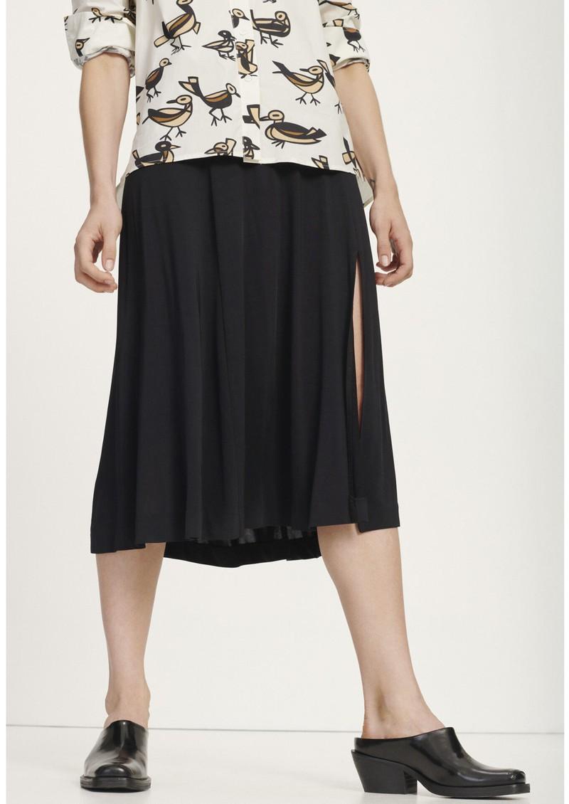 SAMSOE & SAMSOE Cornea Skirt - Black main image