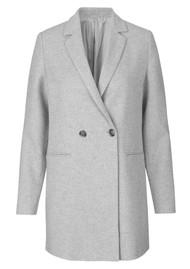 SAMSOE & SAMSOE Floras Jacket - Grey Melange