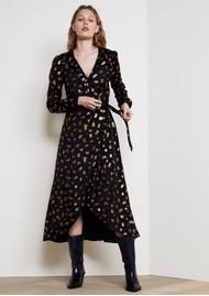 FABIENNE CHAPOT Natasja Foil Dress - Flying Flakes
