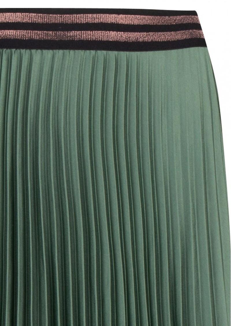 DANTE 6 Eyo Plisse Skirt - Matcha Green main image