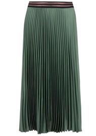 DANTE 6 Eyo Plisse Skirt - Matcha Green
