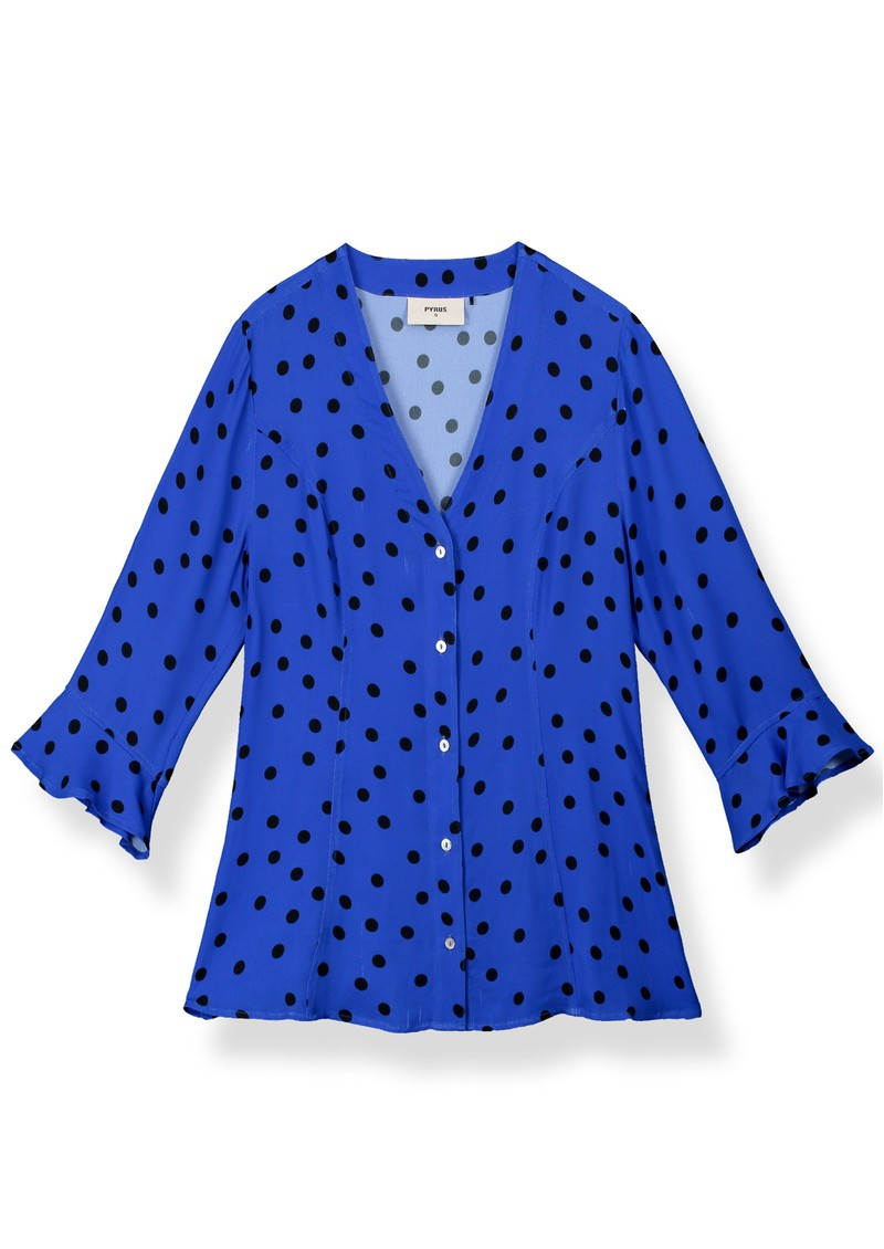 Pyrus Bianca Blouse - Simple Dots main image