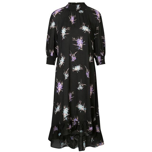LEVETE ROOM Grita 1 Dress - Black main image