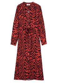 Pyrus Ophelia Dress - Zebra