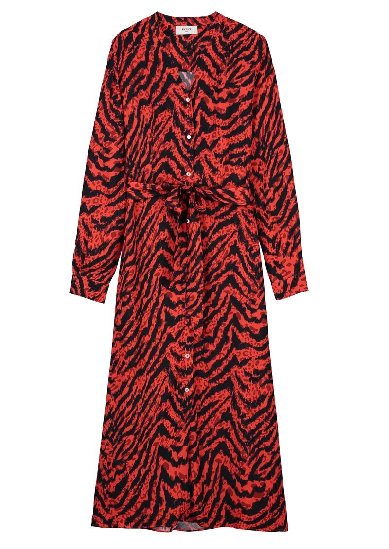 Pyrus Ophelia Dress - Zebra main image