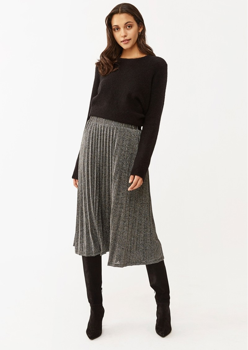 Twist and Tango Linnea Skirt - Silver main image
