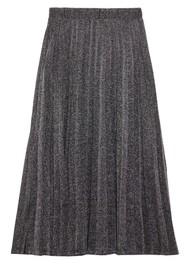Twist and Tango Linnea Skirt - Silver