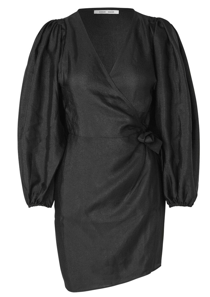 SAMSOE & SAMSOE Magnolia Dress - Black  main image