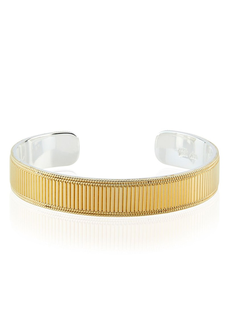 Stargaze Medium Ribbed Cuff - Gold main image