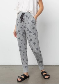 Rails Devon Trousers - Grey Stars