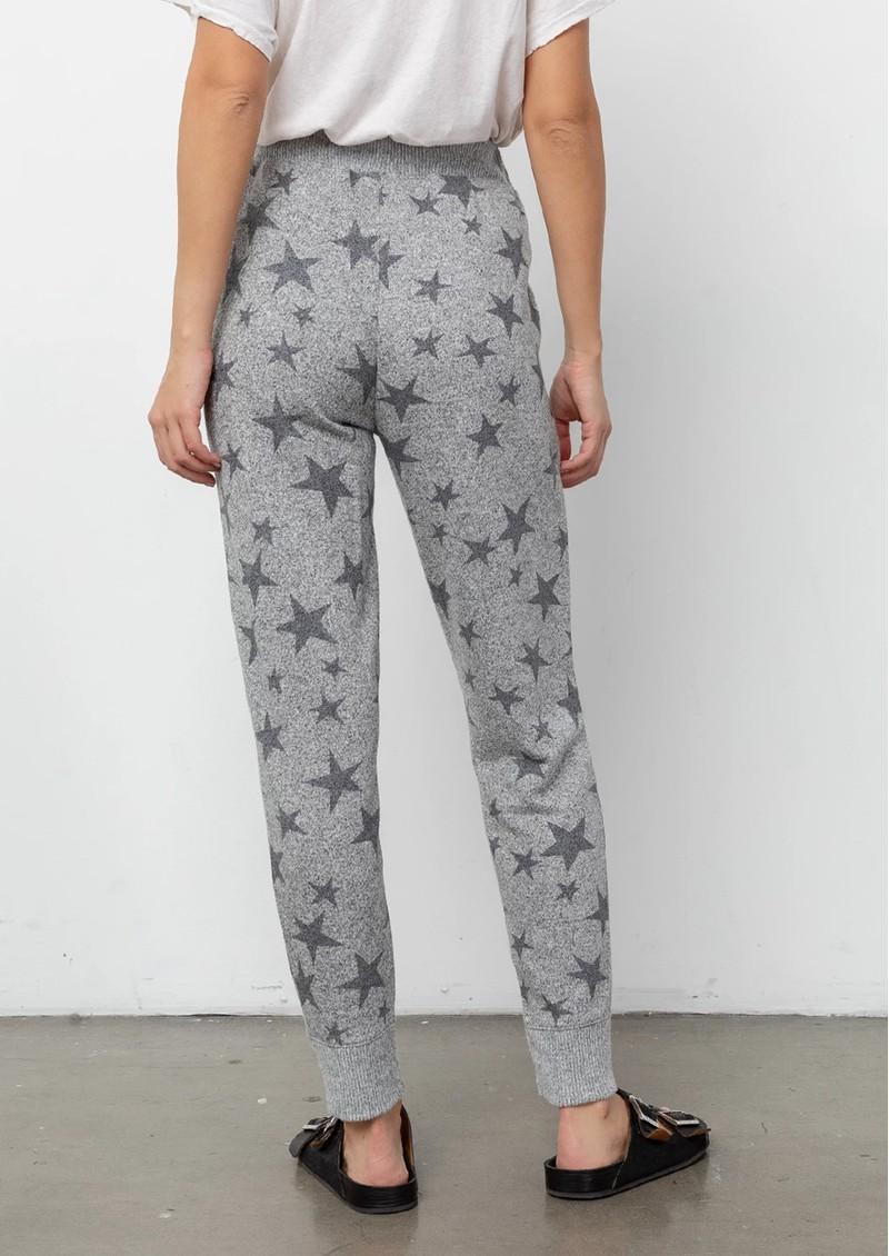 Rails Devon Trousers - Grey Stars main image