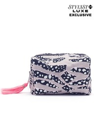 Mercy Delta Exclusive Make Up Bag - Tiger Shark