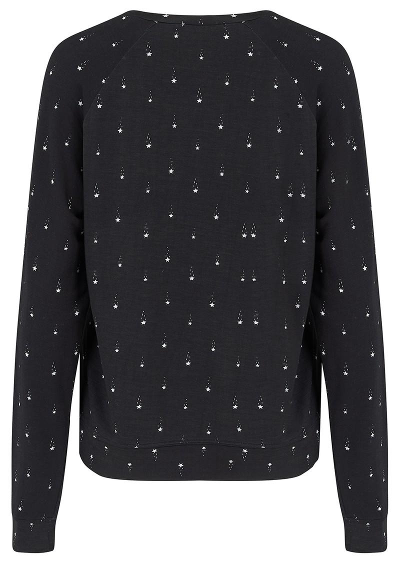 STRIPE & STARE Limited Edition Sweatshirt - Falling Star main image