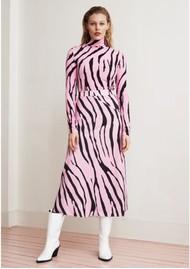 FABIENNE CHAPOT Claire Skirt - Pink Zebra