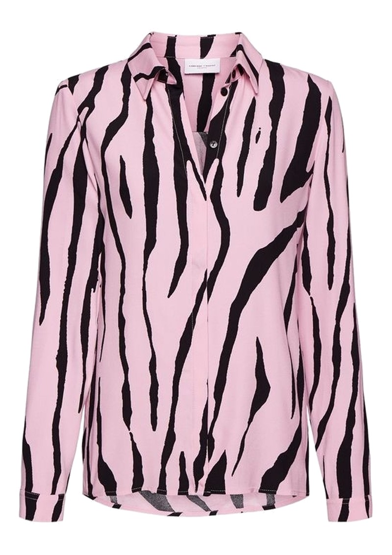 FABIENNE CHAPOT Perfect Blouse - Pink Zebra main image