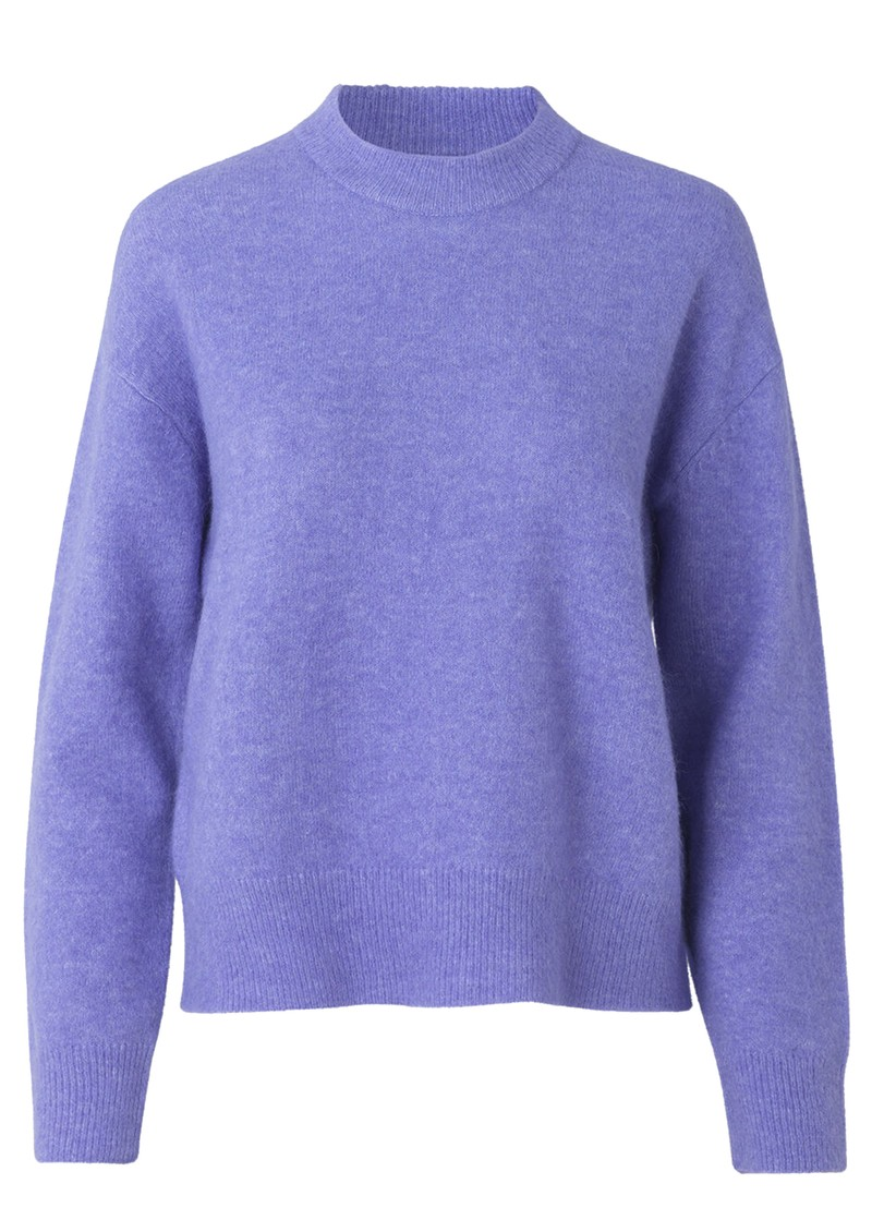 Anour O-N Jumper - Aster Purple main image