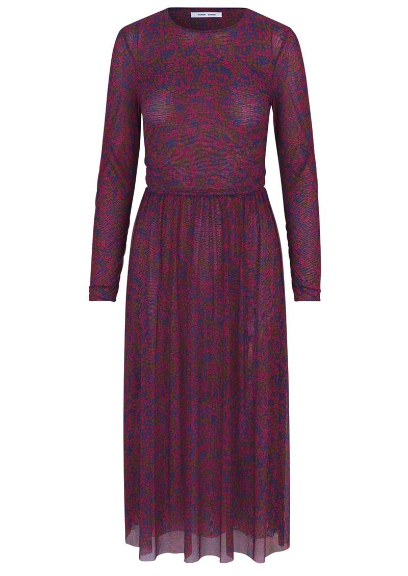 SAMSOE & SAMSOE Vivi Midi Dress - Moonlight main image