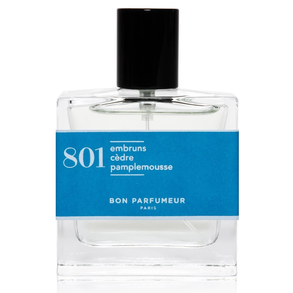 Eau De Parfum 30ml - 801 Sea Spray, Cedar & Grapefruit