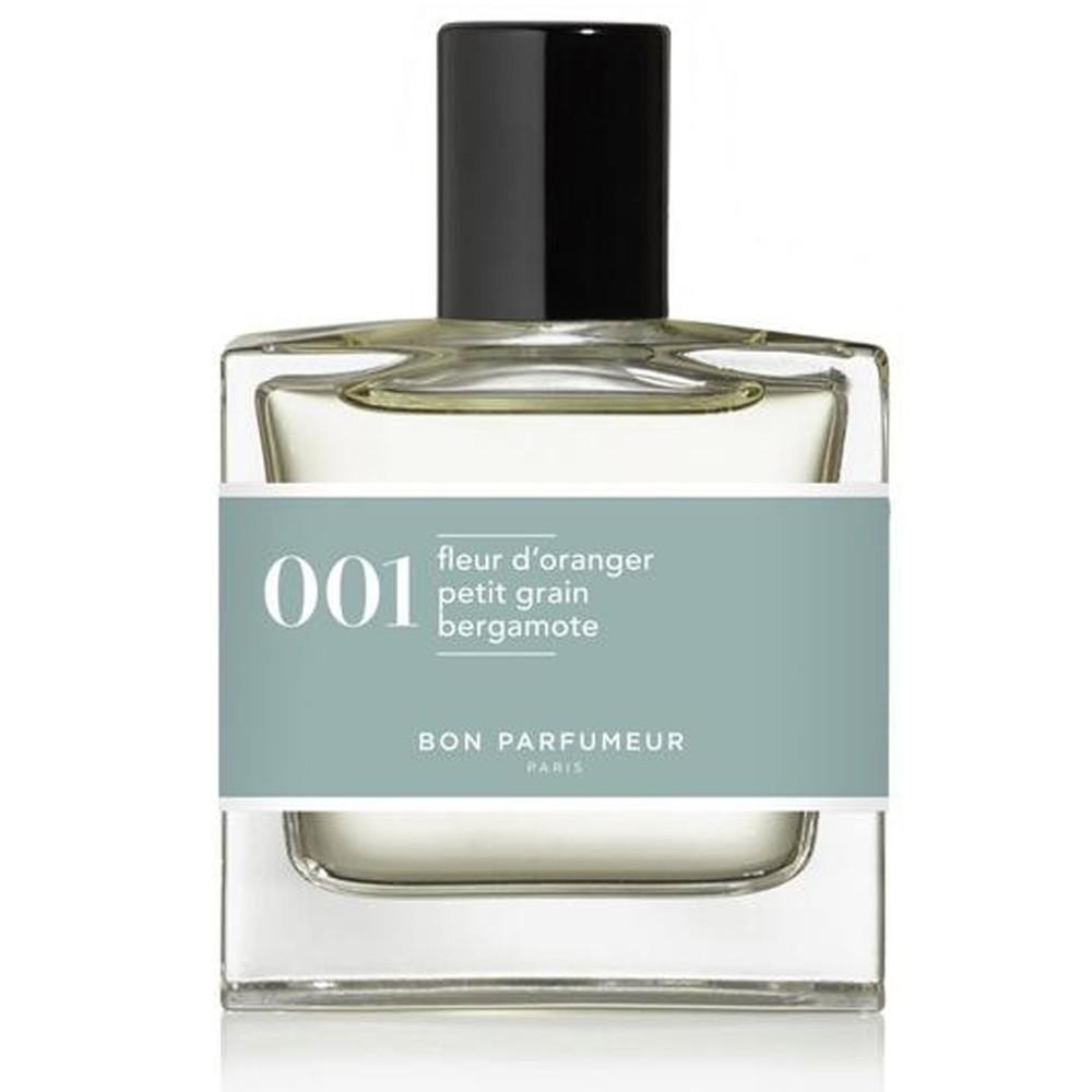 Eau De Parfum Cologne 30ml - 001 Orange Blossom, Petit Grain and Bergamot
