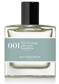 BON PARFUMEUR Eau De Parfum Cologne 30ml - 001 Orange Blossom, Petit Grain and Bergamot