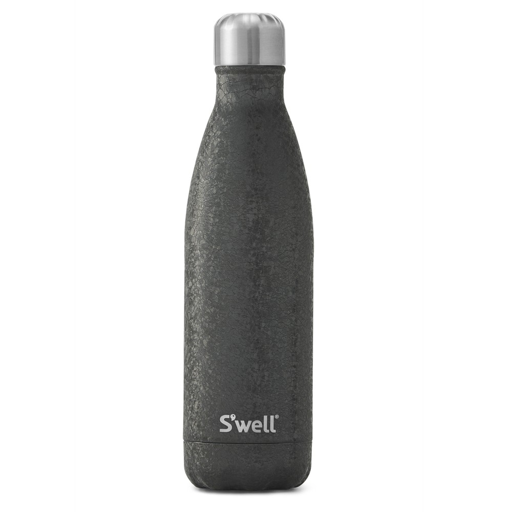 The Carbon 17oz Water Bottle - Magnetite