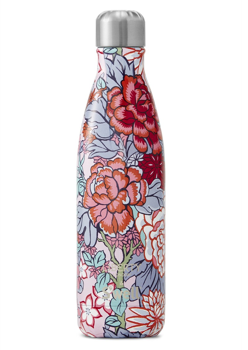 SWELL The Liberty 17oz Water Bottle - Peony Branch main image