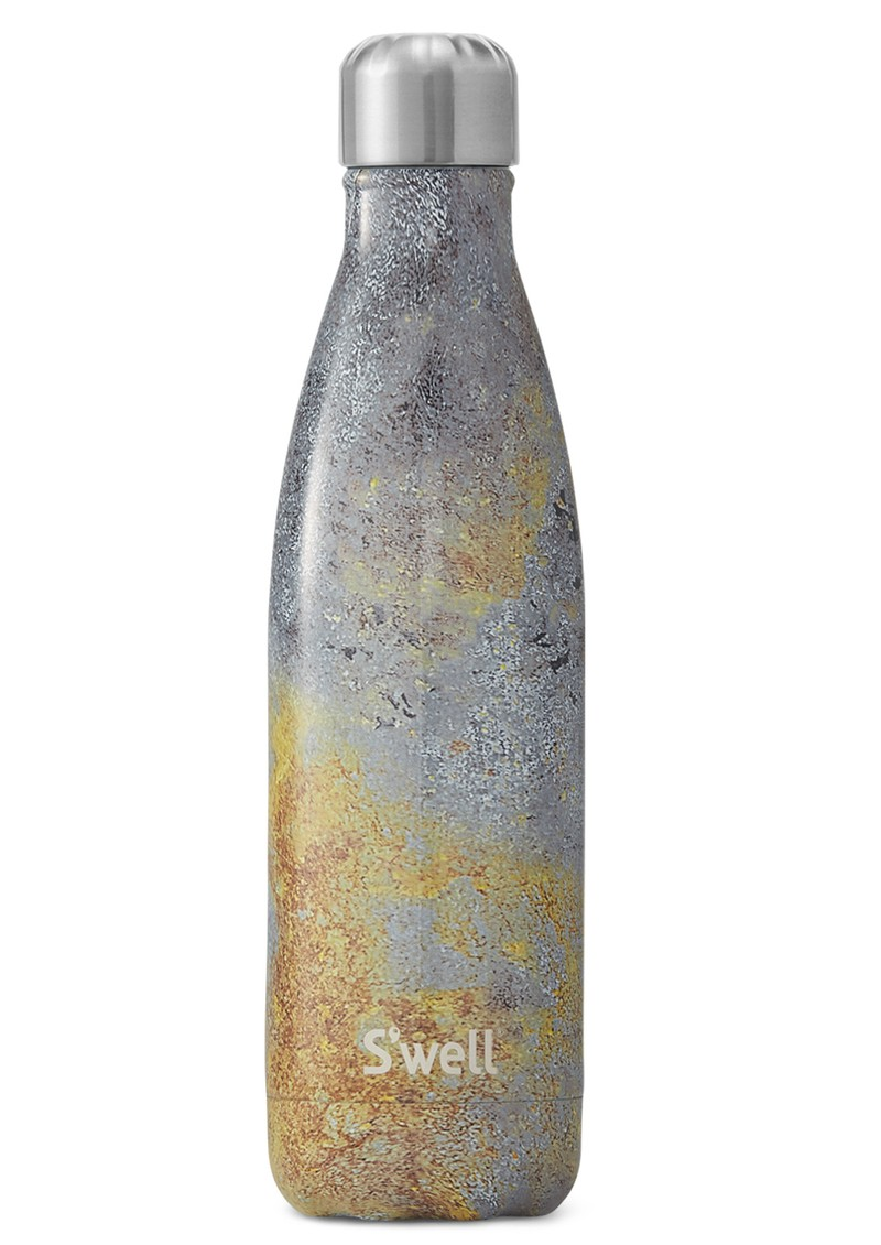SWELL The Patina 17oz Water Bottle - Golden Fury main image