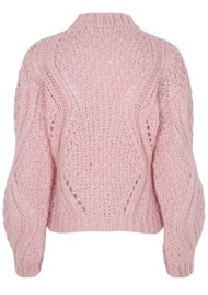 STINE GOYA Alex Jumper - Pink