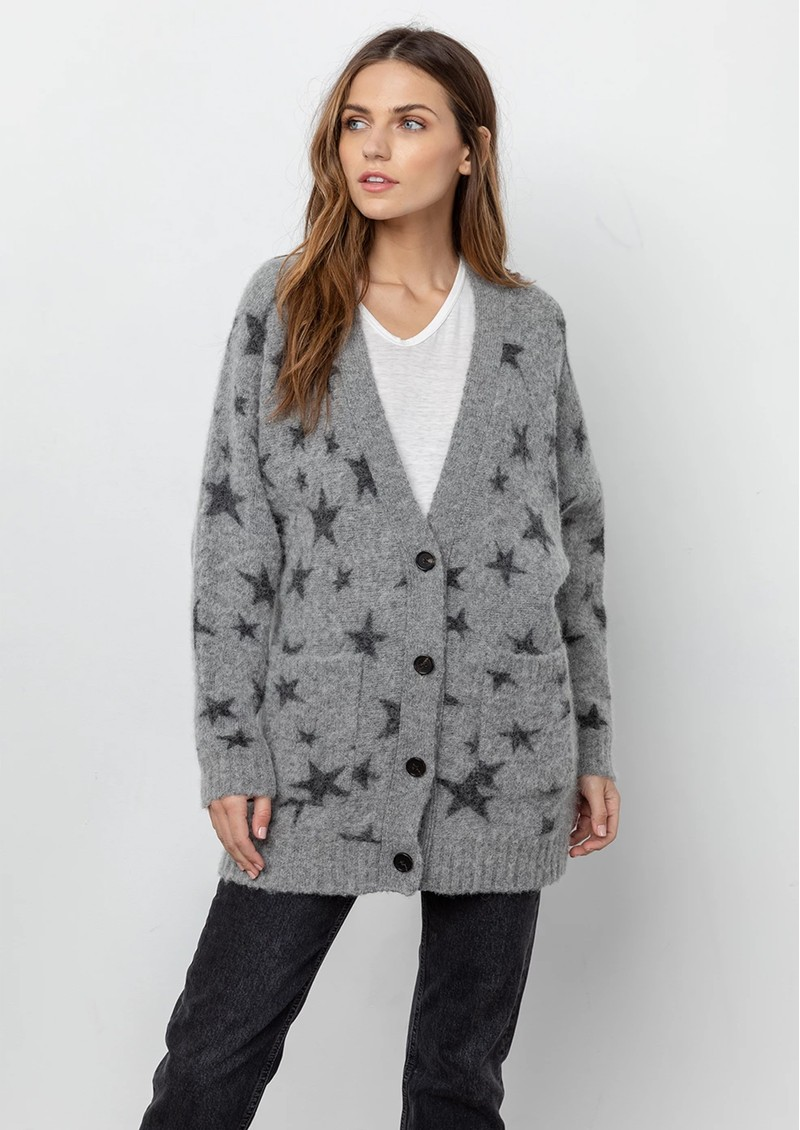 Rails Oslo Cardigan - Atlantic Star main image