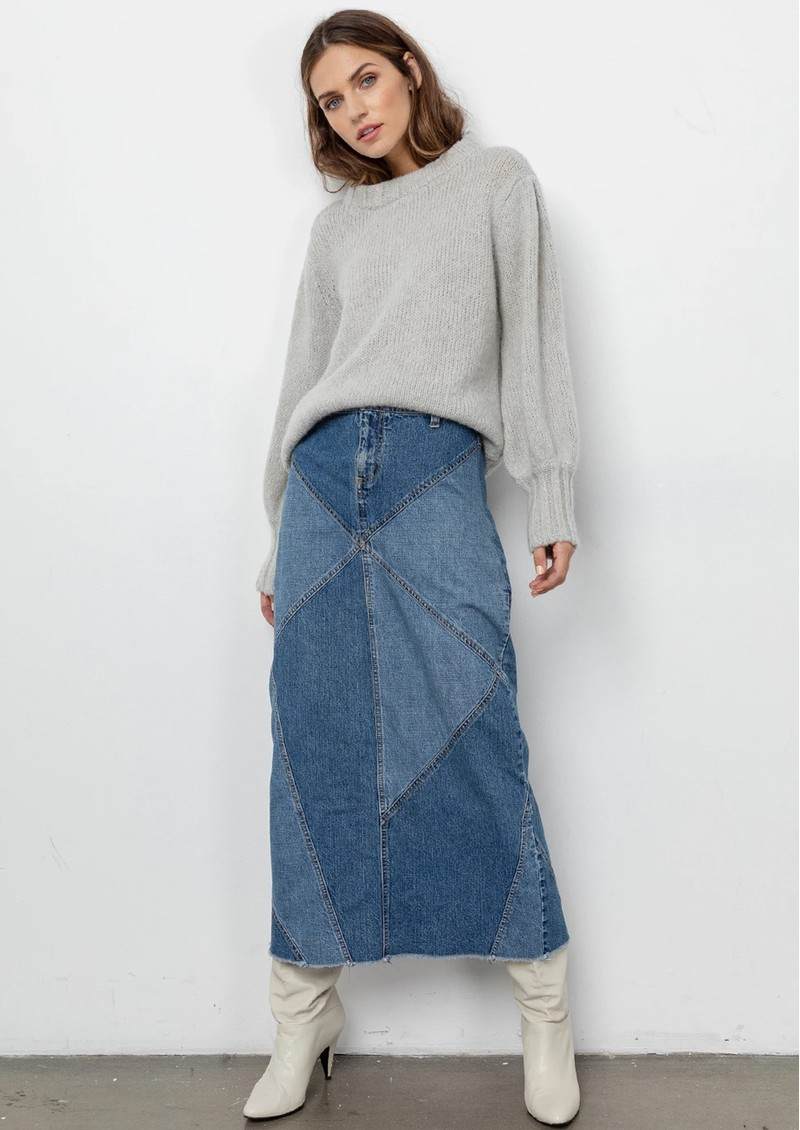 Rails Sybil Jumper - Heather Grey main image