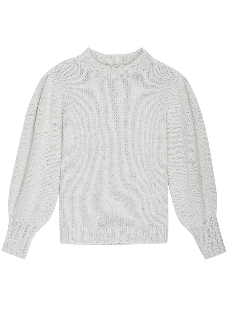 Sybil Jumper - Heather Grey main image