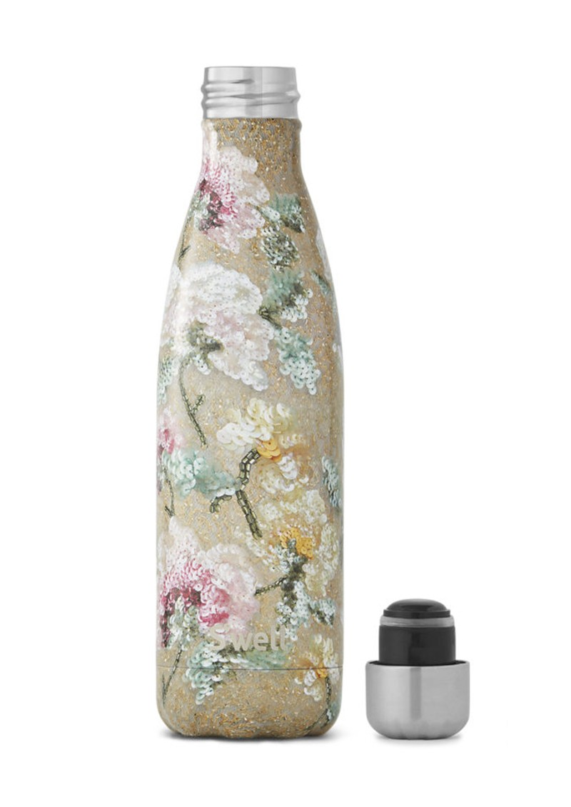 SWELL The Sequin 9oz Water Bottle - Vintage Rose main image