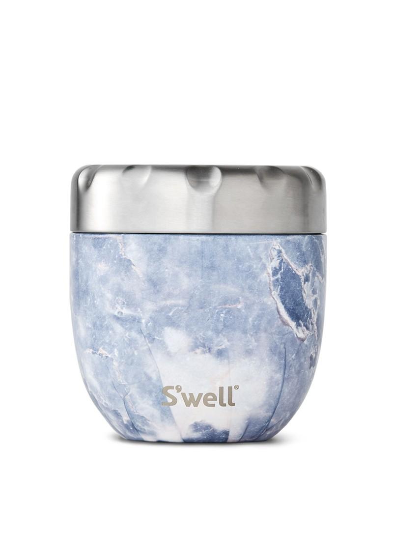 SWELL Swell Eats 16oz - Blue Granite main image