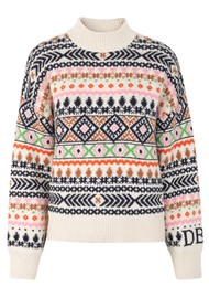 Day Birger et Mikkelsen  Day This Time Jumper - Ivory