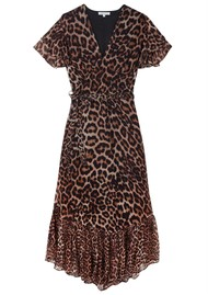 Lily and Lionel Drew Dress - Wild Cat