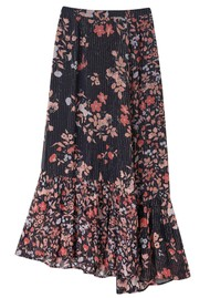 Lily and Lionel Cleo Skirt - Black Jasmine