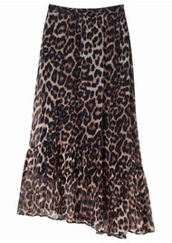 Lily and Lionel Cleo Skirt - Wild Cat