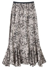 Lily and Lionel Ford Skirt - Natural Snake