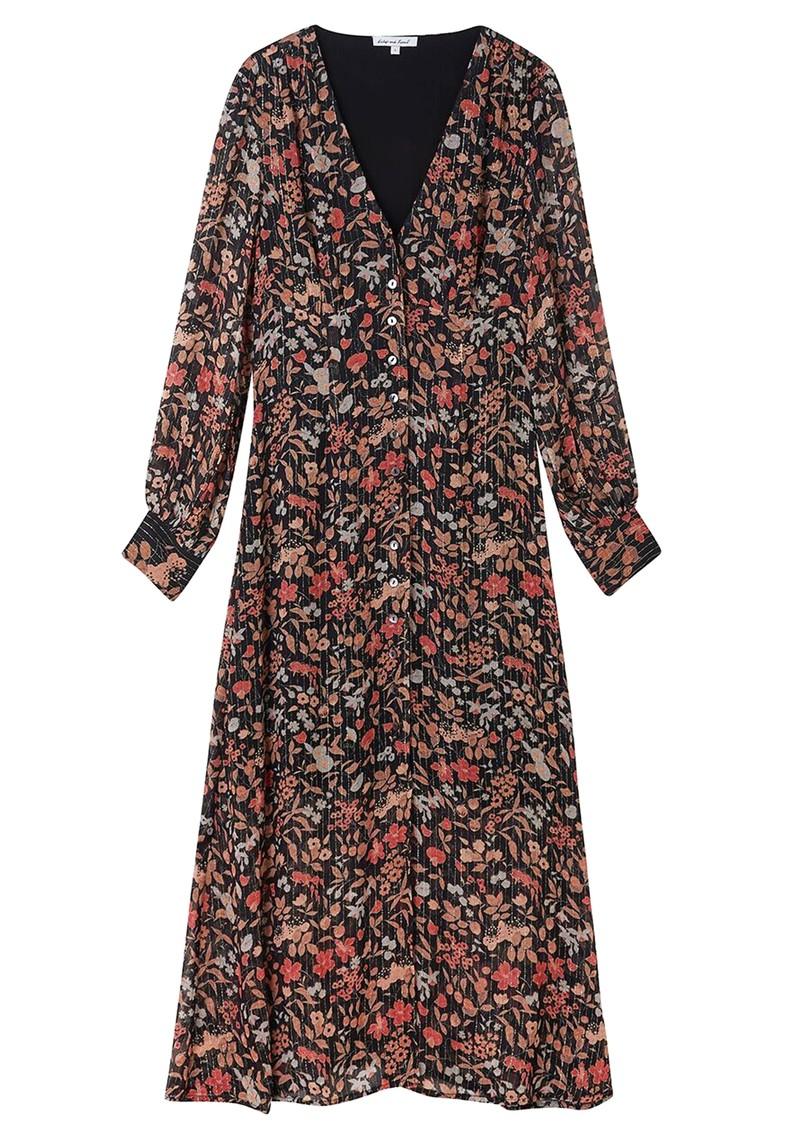 Lily and Lionel Wren Dress - Black Jasmine main image