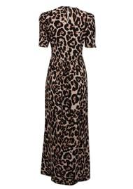BAUM UND PFERDGARTEN Adamaris Dress - Wild Leopard