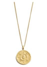 KIRSTIN ASH Hamsa Protection Necklace - Gold
