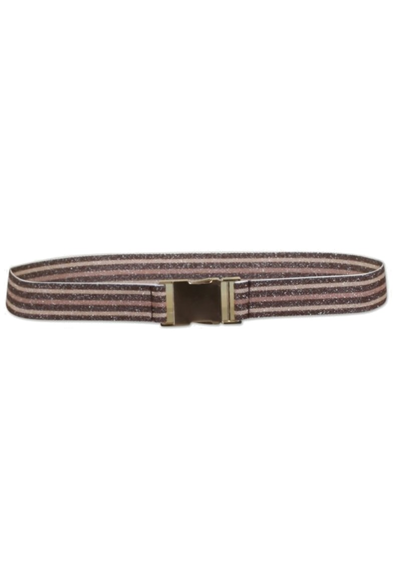 Lilia Belt - Brown, Cream, Rose main image