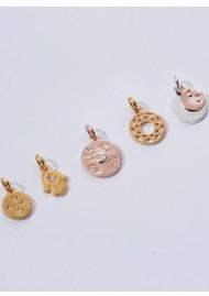 KIRSTIN ASH Bespoke Believe Double Charm - Silver & Gold