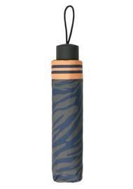 Becksondergaard Zebra Umbrella - Navy