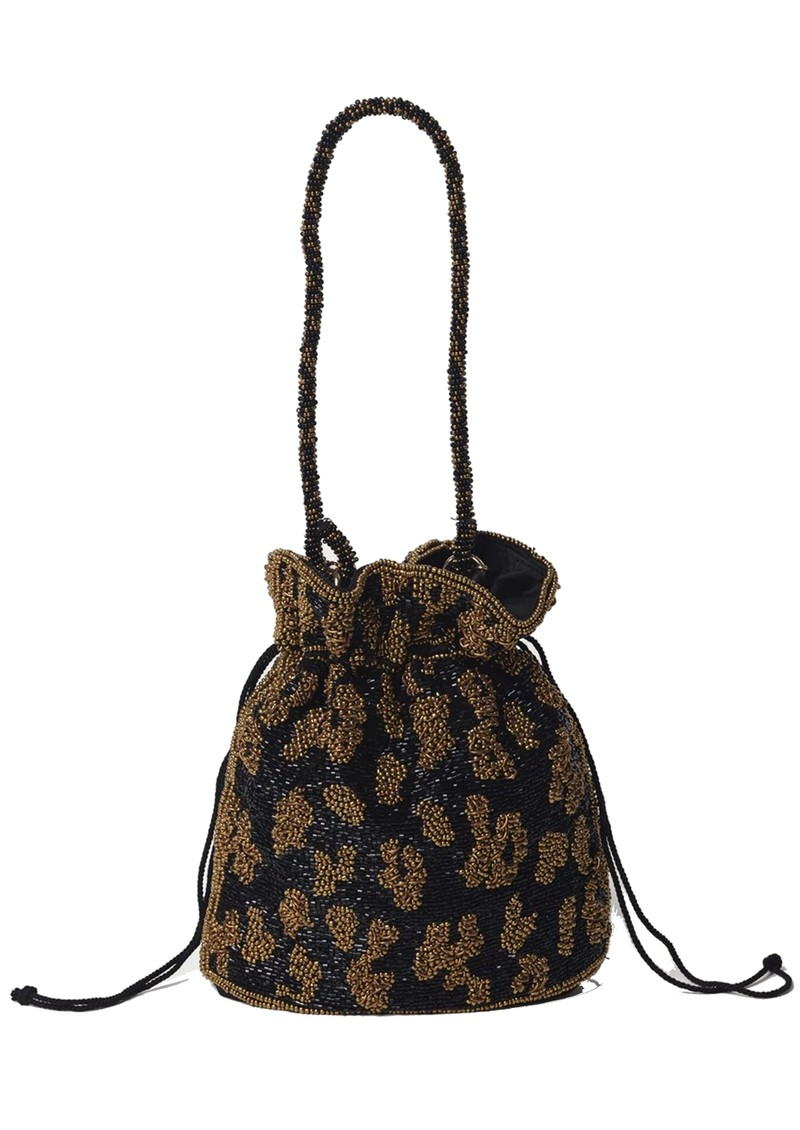 Becksondergaard Lena Tora Embellished Bag - Gold main image