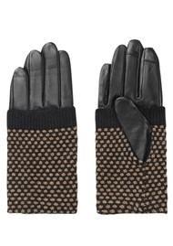 Becksondergaard Riga Leather Gloves - Soft Beige