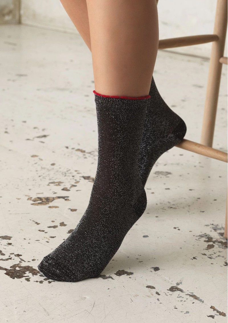 Darla Socks - Black main image