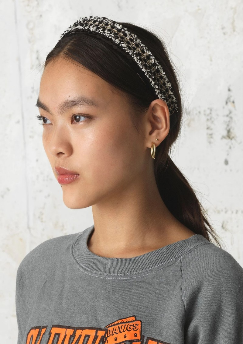 Becksondergaard Sequins Hairband - Black main image