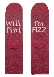 UNIVERSE OF US Sparkle Socks - Flirt for Fizz