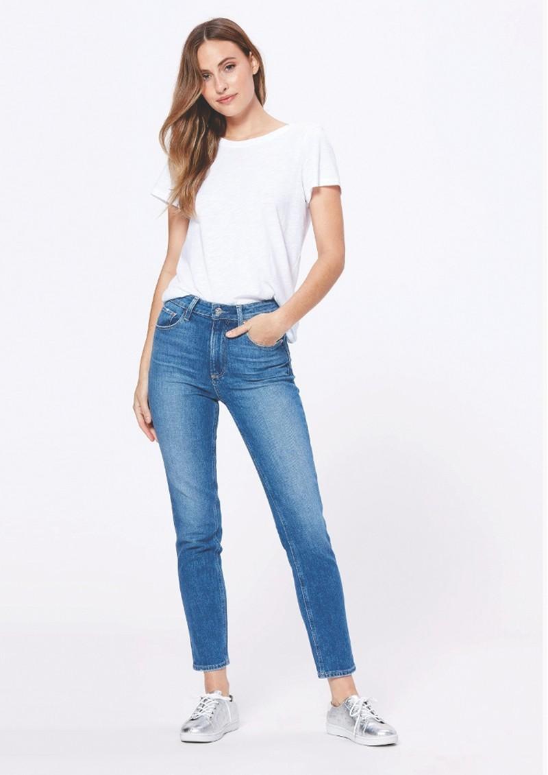 Paige Denim Sarah Slim Vintage Jeans - Trail main image